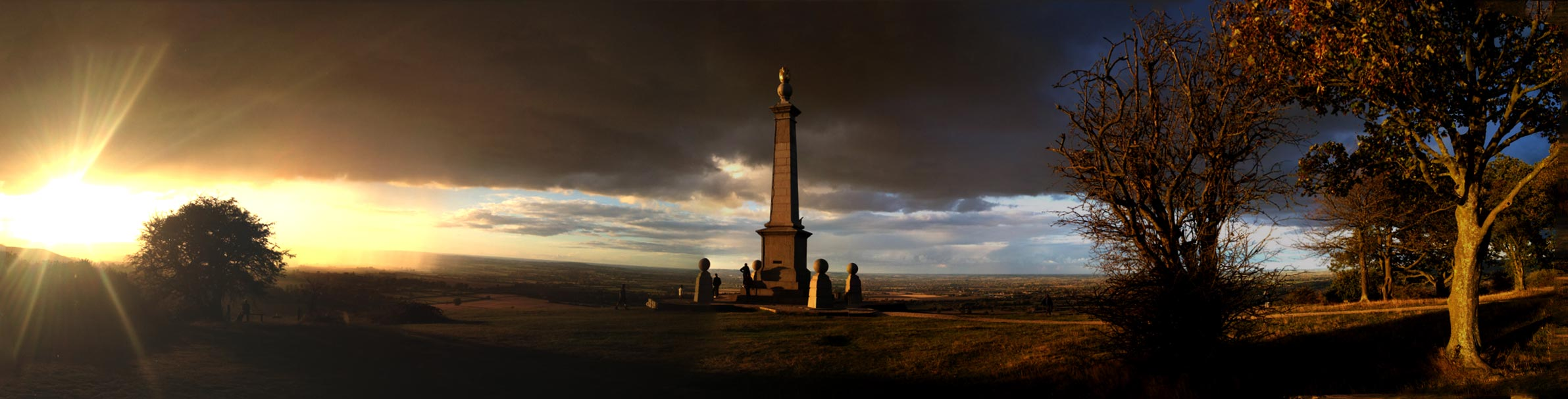 Coombe Hill in Buckinghamshire Copyright 2015